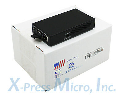 New Factory Sealed Gft 1055 100Base-X To 100Base-T Ethernet Converter