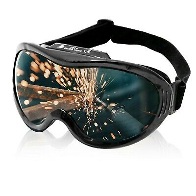 KwikSafety PIT VIPER ANSI Anti Scratch & Anti Fog Shade 5 Welding Goggles