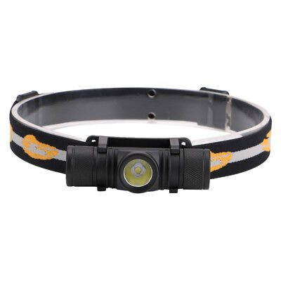 L2 LED Headlamp Rechargeable 6 Modes Working Camping Headlight Zoomable Torch