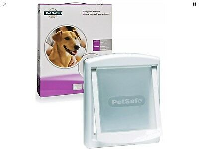 Staywell PetSafe  2 Way Locking 740 Medium Dog Flap Pet Door