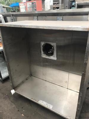Captive air commercial Exhust hood Type two