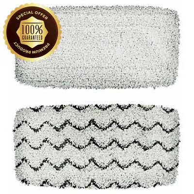 BISSELL Vaccum and Steam Replacement Mop Pad Pack 1252