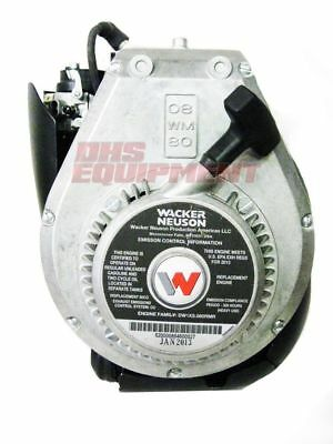 Wacker Neuson Oil Injected WM80 Engine fits BS70-2i Jumping Jacks 5200001000