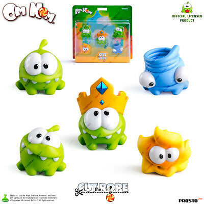 #9 2 pc. Collection figure Set PROSTO TOYS Cut the Rope Cartoon Character