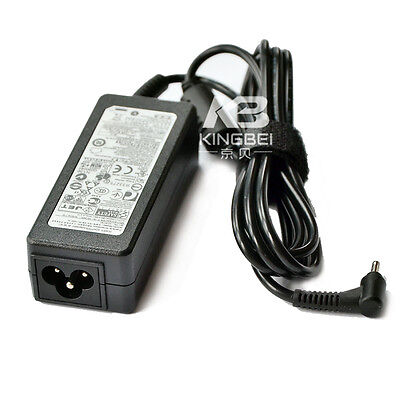 40W AC Laptop Power Adapter Charger for samsung XE500C21-A03UK XE500C21-HZ2UK
