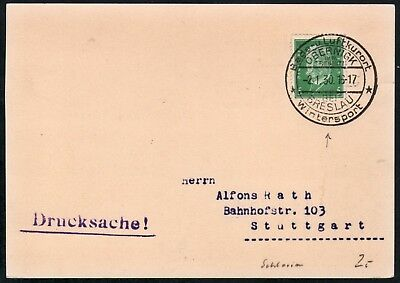 Germany Postcard -  (#965)