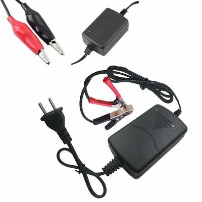 Hot Car Motorcycle 12V 13.A Battery Charger Auto Truck Charging Adapter Black