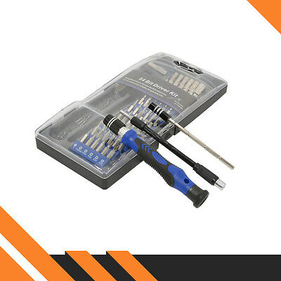 Screwdriver Set 58 in 1 Precision Magnetic Driver Kit with 54 Bits for Phone Pop