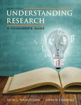 Understanding Research Access Code : A Consumer's Guide, Hardcover by Clark, ...