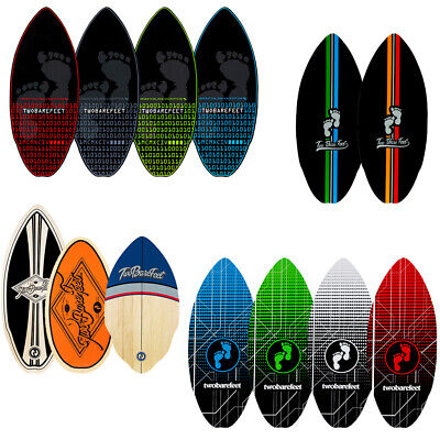 Skimboard beach surf surfing Wooden Skimmer wood Board Skimboard Two Bare Feet