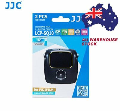 JJC LCP-SQ10 LCD Screen Protector Guard Film for FUJIFILM instax SQUARE SQ10