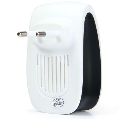 UK Electronic Ultrasonic Anti Pest Mosquito Bug Cockroach Mouse Killer Repeller