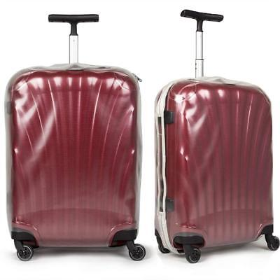 Transparent Clear Cover Protector Luggage Protective Samsonite Cosmolite Spinner