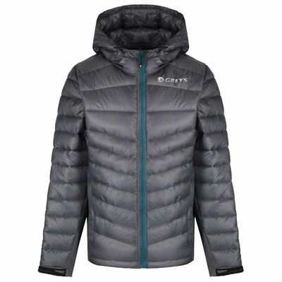 Greys NEW Micro Quilted Fishing Jacket Top Light Shower Proof Insulated