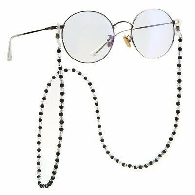 Sun Glasses Beaded Neck Lanyard Cord Cable Chain Strap For Spectacle Sunglasses