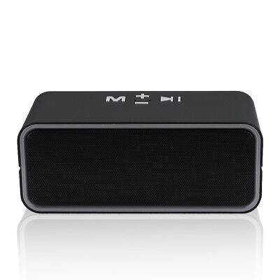 Wireless Bluetooth Dual Super Bass Speakers Portable Stereo Sound With FM ARL25