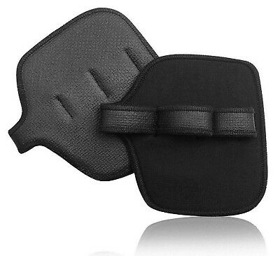 Grip Pads Fitness Training Pads Gym Bodybuilding Gloves Weight Lifting Grip Pads