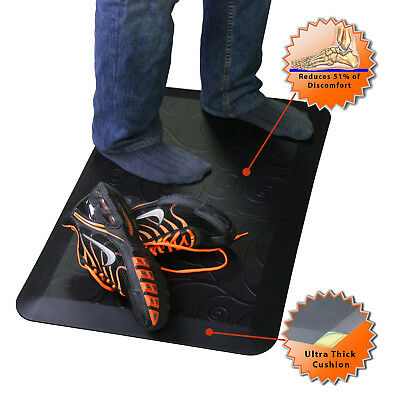 SAVE your Back! Boost Industries OrthoMAT32ii Anti-Fatigue Non-Slip Standing Mat