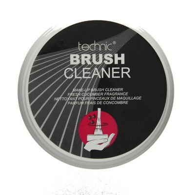 Technic Solid Brush Cleaner Make Up Brush Removing Excess Residue 120g