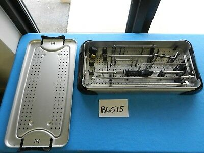 Smith & Nephew Surgical Orthopedic IMHS CP Accessory Instruments W/ Case