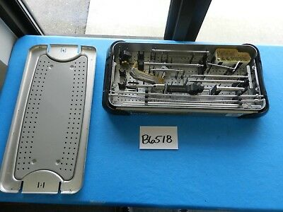 Smith & Nephew Surgical Orthopedic IMHS CP Accessory Instruments W/ Case #4