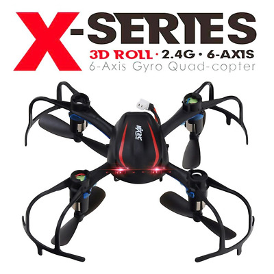 Mini RC Helicopter Drone 2.4Ghz 6-Axis Gyro 4 Channels Quadcopter 3D Flip NEW