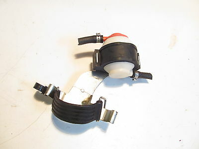 Vespa GTS250 GTS 250 2007 Gas Filter / Fuel Filter With Bracket 89362