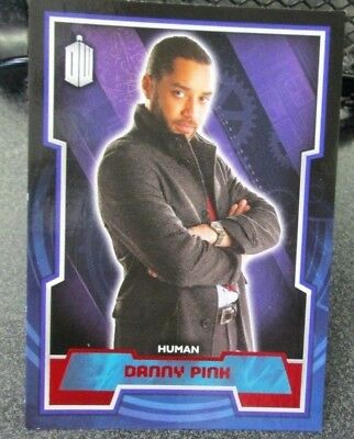 2015 TOPPS  Doctor Who trading cards..Red parallel #160 DANNY PINK  41/50