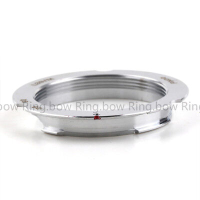 Leica M39 28-90mm to Leica M Lens Adapter M9 M8 M7 M6 M5 M4 High Quality