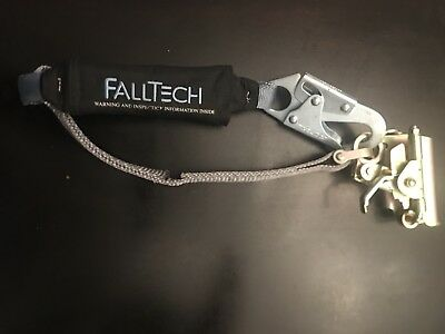 Falltech 8355 3' Triple Rope Grab with Shock Absorbing