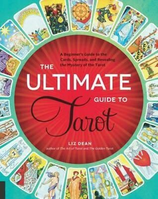 NEW The Ultimate Guide to Tarot By Liz Dean Paperback Free Shipping