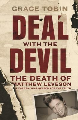 NEW Deal with the Devil By Grace Tobin Paperback Free Shipping