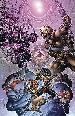 Injustice Vs The Masters Of The Universe #3 (Of 6) (Rebirth) - 9/19/18