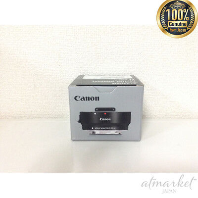 NEW Canon lens mount adapter EF - EOSM Camera genuine from JAPAN