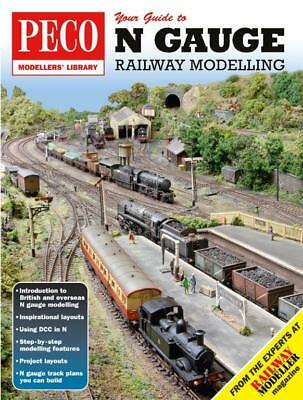 Guide modelling in N gauge - Peco publication PM-204 - F2