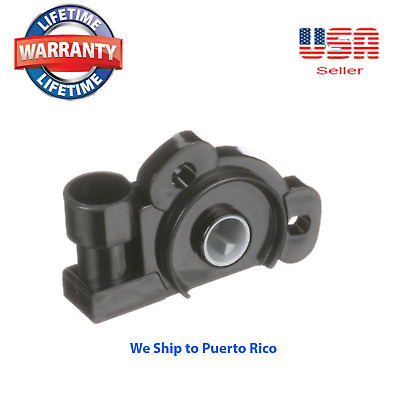 THROTTLE POSITION SENSOR With Connector Fits: Acura GM GMC
