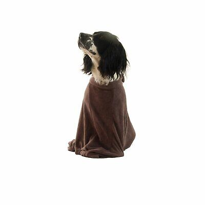 Medium 'The Dog Bag' Microfibre Dog Towel suitable for Beagle, Collie, and many