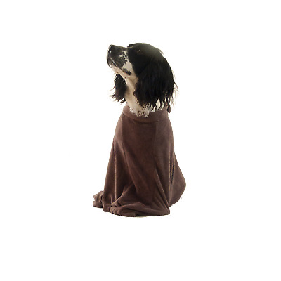 Large 'The Dog Bag' Microfibre Dog Towel suitable for Labrador, Grey Hound and m