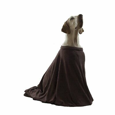 X-Large 'The Dog Bag' Microfiber Dog Towel suitable for German Shephard, Golden