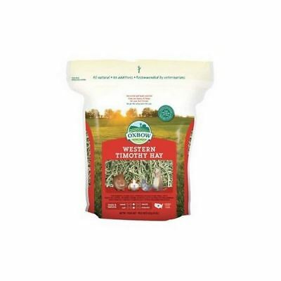 Oxbow Western Timothy Hay 425g  (PACK OF 2)