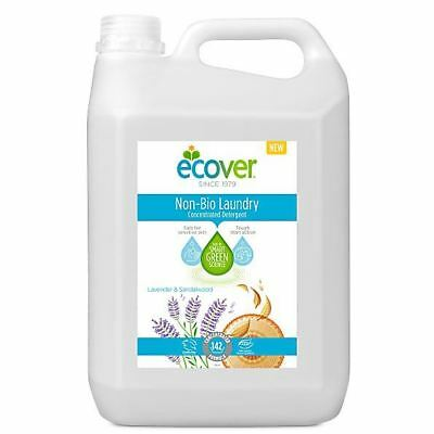 Ecover Non Bio Concentrated Laundry 5L Drum (140 washes)