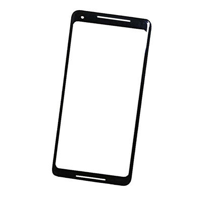 For Pixel 2 XL Front Outer Display Screen Glass Lens Suction Cup Repair Part