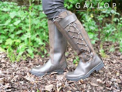 Gateley Waterproof Country Boots, standard or wide fitting, very smart sizes 4-9