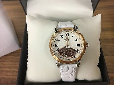714585561377 LADIES ROTARY ROSE gold