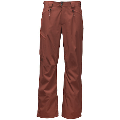 The North Face Men's Medium Sickline Steep Series Pants in Hot Chocolate Brown