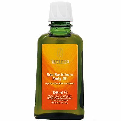 Weleda Sea Buckthorn 100ml Body Oil Women
