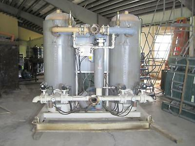 Gardner Denver DEB-1050 Desiccant Compressed Air Dryer 1050 SCFM @ 100 PSIG 3PH