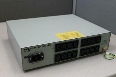 Marway Power Systems 411271 Power Distribution Unit from Affymetrix GeneChip