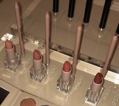 KKW Beauty NEW! Peach Creme Lipliners Or Peach Lipsticks 💯% AUTHENTIC