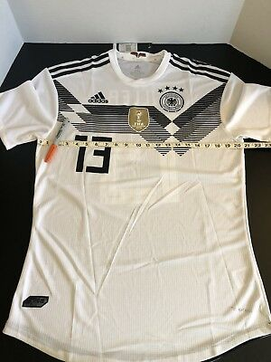 23bef5f30 Custom Made Men s Germany Home WORLD CUP Jersey M L WORLD CUP 2018 Muller